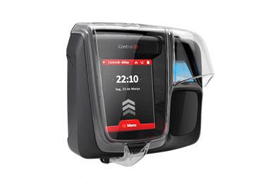 Controle de Acesso Santos Digital Biométrico Flex IP