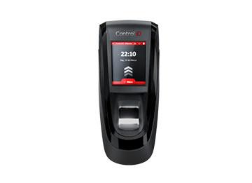 Controle de Acesso Santos Digital Biométrico Nano Slave
