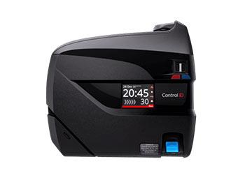 Relógio de Ponto Digital Santos Biométrico 373