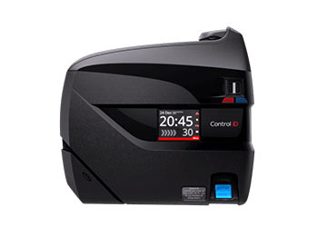Relógio de Ponto Digital Santos Biométrico REP