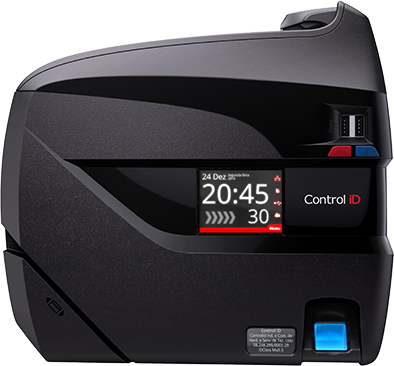 Relógio de Ponto Digital Santos Biométrico